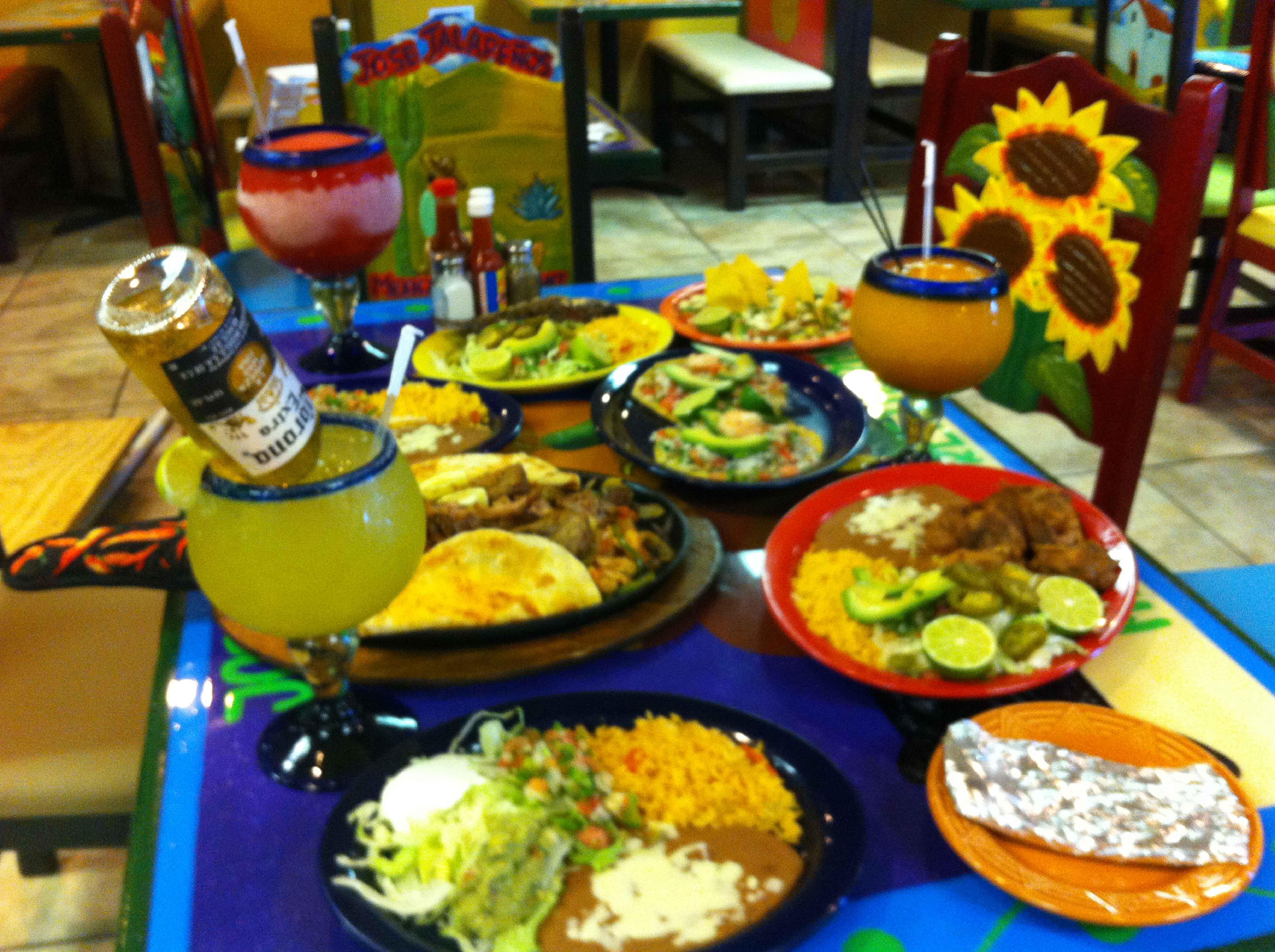 Jose Jalapenos Mexican Food Columbia MO José Jalapeños