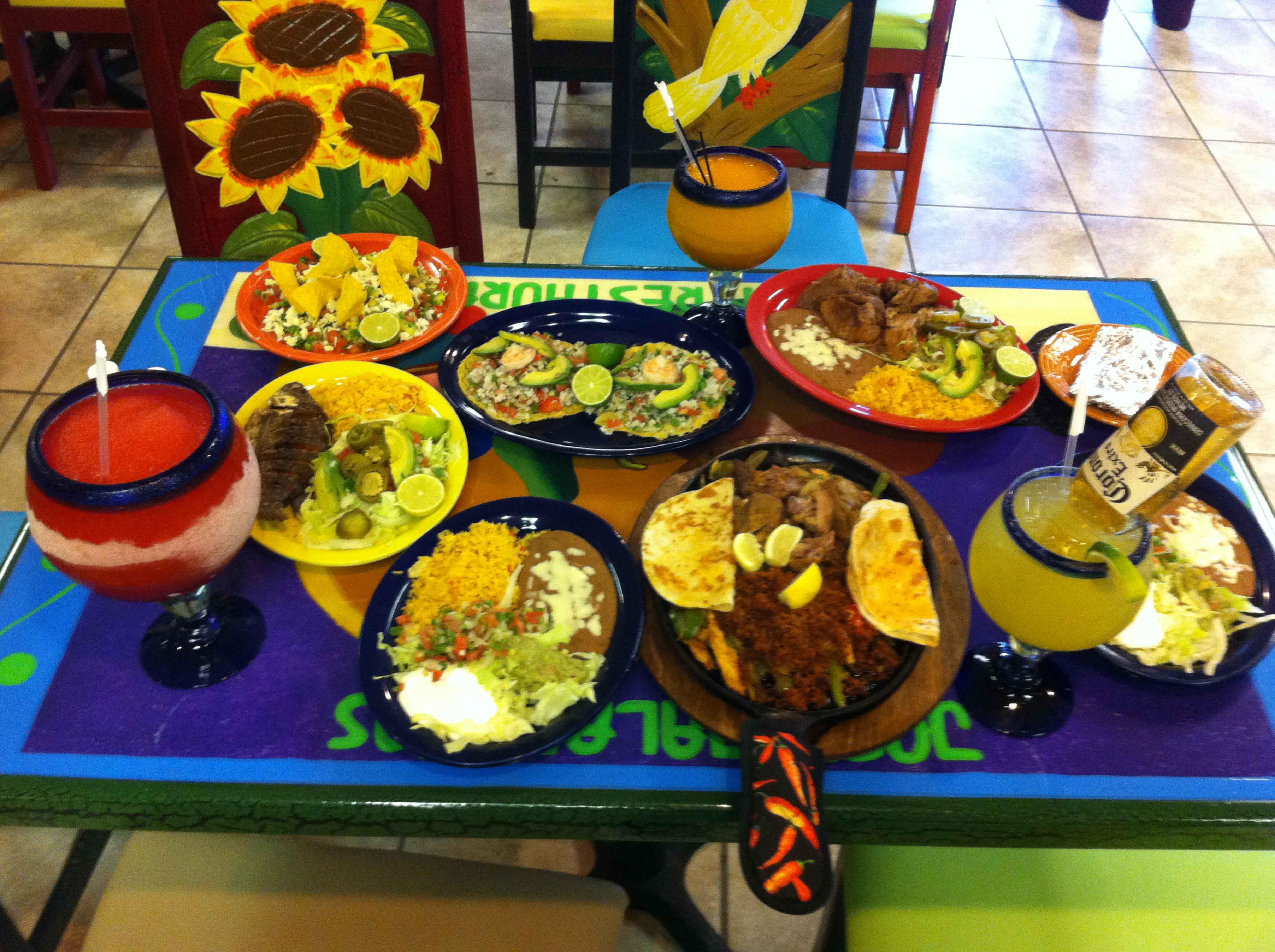 Mexican Restaurant Columbia MO